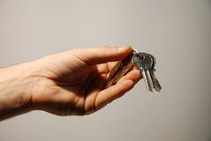Your keys Royalty Free Stock Photo