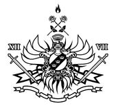 Your Kingdom. Coat Of Arms On The White Background Royalty Free Stock Photos