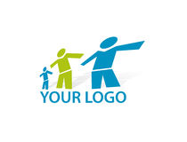 Your logo Royalty Free Stock Images