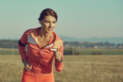 On your mark, get set, go! Royalty Free Stock Images