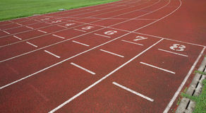 On Your Marks Royalty Free Stock Images