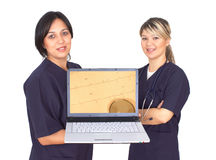 Your medical report Stock Images