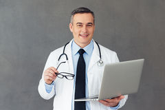 Your medical story is right here! Stock Photography
