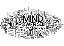 Your Mind And Its Super Powers Hidden Within Text Background  Word Cloud Concept. YOUR MIND AND ITS SUPER POWERS HIDDEN WITHIN Text Background Word Cloud Concept Royalty Free Stock Image