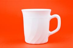 Your morning breakfast mug Royalty Free Stock Photography