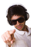 Your music Royalty Free Stock Photography