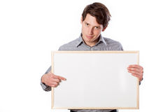 Your own important information Royalty Free Stock Photos