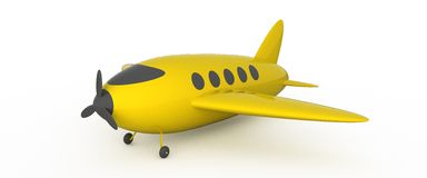 Your own plane. Stock Photography