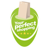 Your perfect shopping Stock Images