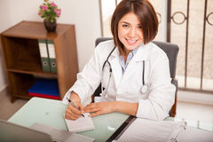 This is your prescription Stock Image