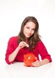 Your savings. Royalty Free Stock Image