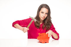 Your savings. Royalty Free Stock Photography