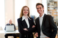 At your service Royalty Free Stock Photography