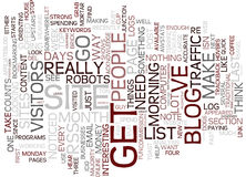 Your Site Logs Can Help You Make A Ton Of Money Text Background Word Cloud Concept Stock Image