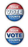 Your vote Royalty Free Stock Image