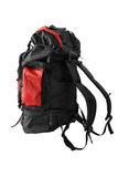 Youth backpack. Royalty Free Stock Photography