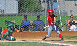 Youth baseball Royalty Free Stock Photography