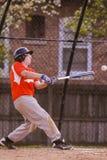 Youth Baseball Match Royalty Free Stock Photos