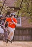 Youth Baseball Match Royalty Free Stock Photography