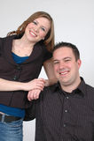 Youth Couple Stock Photography