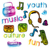 Youth Culture Royalty Free Stock Photo