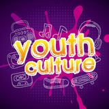 Youth culture Stock Images