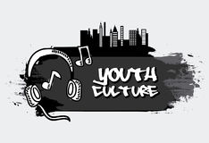 Youth culture Royalty Free Stock Images
