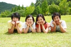 Youth Everyday Life. Asian Ethnicity Stock Image