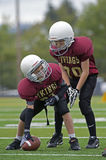 Youth football Royalty Free Stock Photography
