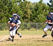 Youth Football Royalty Free Stock Photos