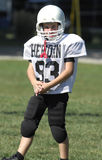 Youth Football Player Royalty Free Stock Photo