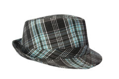 Youth hat blue Royalty Free Stock Photo