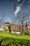 Youth Hostel. In nuremberg, germany Royalty Free Stock Photography