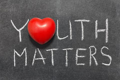 Youth matters Stock Photos