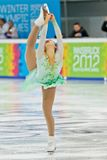 Youth Olympic Games 2012 Royalty Free Stock Images