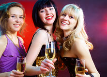 Youth party Royalty Free Stock Photography