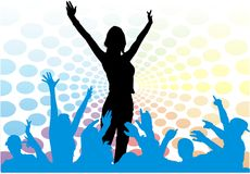 Youth party Stock Images