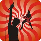 Youth party Royalty Free Stock Photos