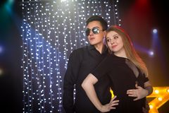 Youth at the party Royalty Free Stock Photography