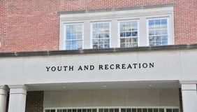 Youth and Recreation Building Stock Photography