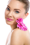 Youth and skin care concept Royalty Free Stock Photography