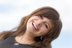 Youth smile Royalty Free Stock Photo