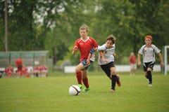 Youth soccer Stock Photos