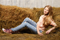 Youth style Stock Images