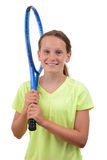 Youth Tennis Royalty Free Stock Image