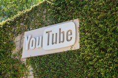 Youtube Headquarters Royalty Free Stock Photos