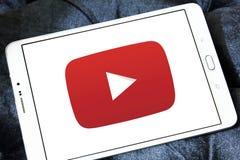 Youtube logo Royalty Free Stock Image