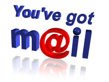 You've Got Mail Stock Photography