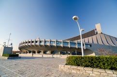 Yoyogi National Gymnasium in Harajuku, Tokyo, Japan Stock Photos