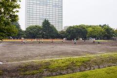 Yoyogipark in Tokyo Royalty-vrije Stock Fotografie